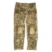 Pantalon Warrior Multicam con rodilleras