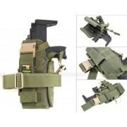 Funda Pistola MP7 Cordura OD