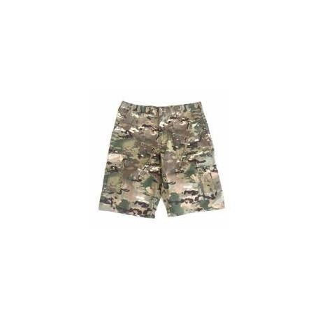 Pantalon Corto Tactico Multicam