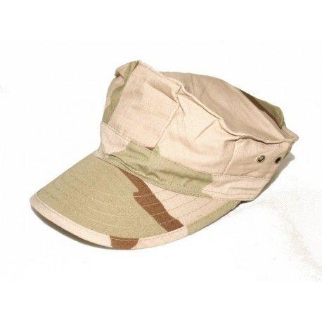 Gorra de 3 picos Desert 3 Colores