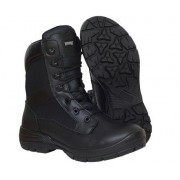 Botas Wolf 8.0 Side Zip Black