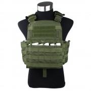 Combat Plate Carrier Vest OD 2016 ver