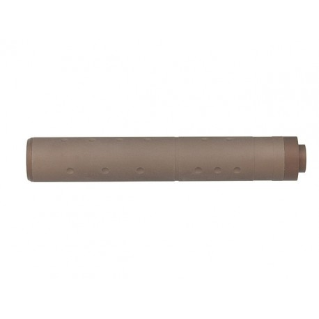 Silenciador Color DE 190mm 14CCW