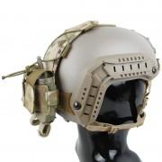 Bolsa Bateria Casco Mk2 Multicam