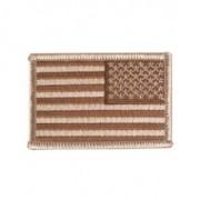 Parche Bandera Americana desert
