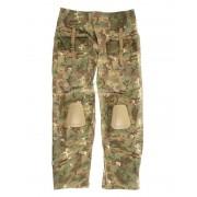 Pantalon Warrior Multicam con rodilleras