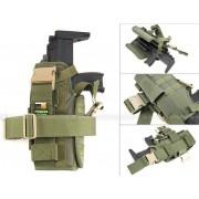 Funda Pistola MP7 Cordura OD