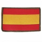 Parche bandera Española