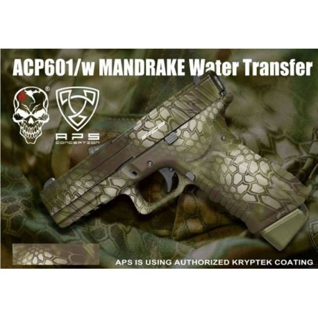Pistola ACP601 MANDRAKE