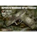 Pistola ACP601 MANDRAKE CO2